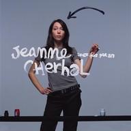 Jeanne Cheral, 12 fois par an