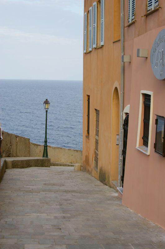 Bastia, la citadelle