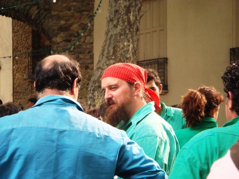castellers (cette photo n'est pas libre de droit © Mélisande http://web.respirare.net/blog/)