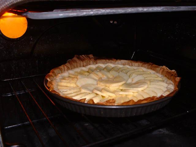 Préparation d'une tarte 8