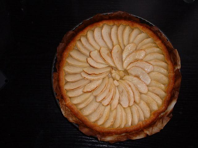 encore une tarte aux pommes